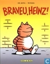 Bandes dessinées - Heinz le chat - Braveu, Heinz!