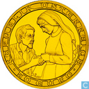 "Autriche 50 euro 2003 (BE) ""Christian charity"""