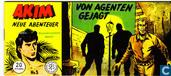 Von Agenten Gejagt