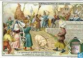 De vastenavond in verscheiden eeuwen