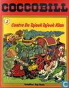 Bandes dessinées - Cocco Bill - Cocco Bill contra de Tsjoek Tsjoek Klan