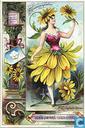 Blumengeister I Mädchen in Blumengewändern