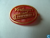 Verduyn's Dropminta [rood]