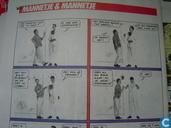 Strips - Minitoe  (tijdschrift) - 1990 nummer  19