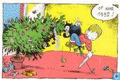 Jan Bosschaert Nieuwjaarskaart 1992