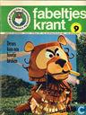 Bandes dessinées - Fabeltjeskrant, De (tijdschrift) - Fabeltjeskrant 9