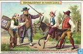 Die Bauern und der Esel