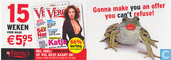 """B060098 - Veronica Magazine """"Gonna make you an offer you can't refuse!"""""""