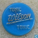 Wilson tonic tonic [gold on blue]