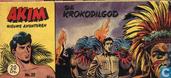 Bandes dessinées - Akim - De krokodilgod