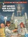 Comics - Ian Kaledine - Het geheim van kasteel Flambard