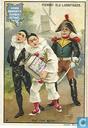 Pierrot als Langfinger