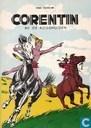 Comic Books - Corentin - Corentin bij de roodhuiden