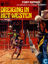 Comic Books - Blueberry - Dreiging in het westen