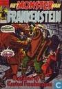 Comic Books - Frankenstein - De laatste der Frankensteins!