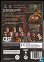 Video games - Nintendo Gamecube - The Lord of the Rings: The Third Age