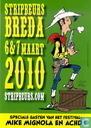 Stripbeurs Breda 6 & 7 maart 2010