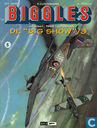 "Comics - Biggles - Biggles presenteert... de ""Big Show"" 3"