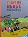 Strips - Kuifje - Tintin, Hergé et les autos