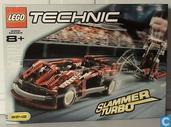 Lego 8284 Slammer Turbo