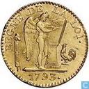 France 1793 A 24 livres