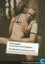 """B002462 - Ik vrij veilig of ik vrij niet """"Chlamydia is overal verkrijgbaar"""""""