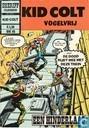 Comics - Bull Barker - Een hinderlaag
