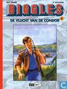 Comic Books - Biggles - De vlucht van de Condor