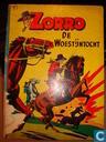 Bandes dessinées - Zorro - de woestijntocht