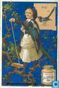 frauen als Vogel, 4 variants