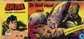 Strips - Akim - De dood waart rond