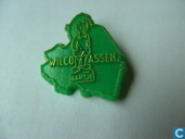Wilco Assen Bartje [goud op groen]