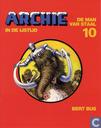 Strips - Archie, de man van staal - Archie in de ijstijd