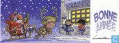 Laudec - Kox Nieuwjaarskaart 2003