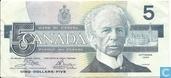 Kanada 5 $