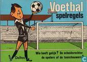 Voetbal spelregels