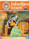 Bandes dessinées - Fabeltjeskrant, De (tijdschrift) - Fabeltjeskrant 10
