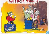 """B050234 - Pension Singelzicht Utrecht """"Welkom thuis!"""""""