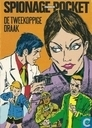 Comic Books - Donald Cash - De tweekoppige draak