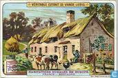Europäische Bauernhäuser
