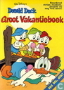 Comic Books - Donald Duck - Groot vakantieboek