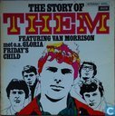 Vinyl records and CDs - Them - The Story of Them Featuring Van Morrison