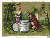 Fabeln von Lafontaine