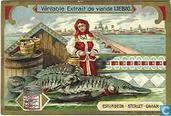 Delicatessen aus Meeren und Flüssen