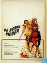 Bandes dessinées - Chevalier Ardent - De zwarte prins