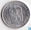 Czechoslovakia 5 haleru 1963