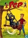Comic Books - Bob Spaak op zijn sport praatstoel - Pep 41