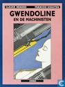 Bandes dessinées - Gwendoline [Schuiten] - Gwendoline en de machinisten