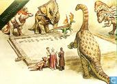 Dinotopian Scribes