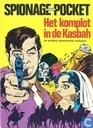 Comics - Noël Bertrand - Het komplot in de Kasbah